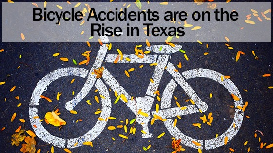 Bicycle Accidents are on the Rise in Texas. See How a Lewisville Bicycle Accident Attorney Can Help