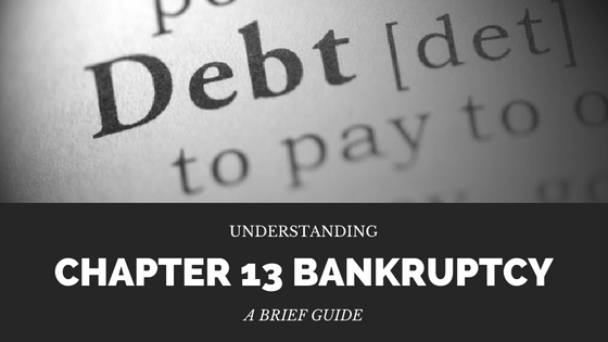 Guide to chapter 13 bankruptcy