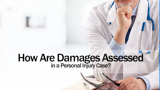 How Are Damages Assessed in a Personal Injury Case