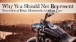 Texas Motorcycle Accident Case