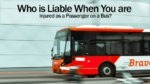 Who is Liable When You are Injured as a Passenger on a Bus