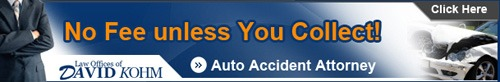 Arlington & DFW Auto Accident Attorney