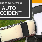 actions to take after an auto accident