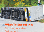 what to expect in a trucking accident settlement